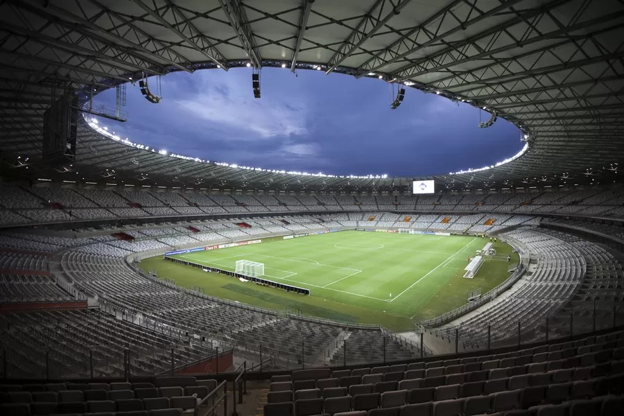 New Mineiro Stadium 2014 World Cup Venue E Architect