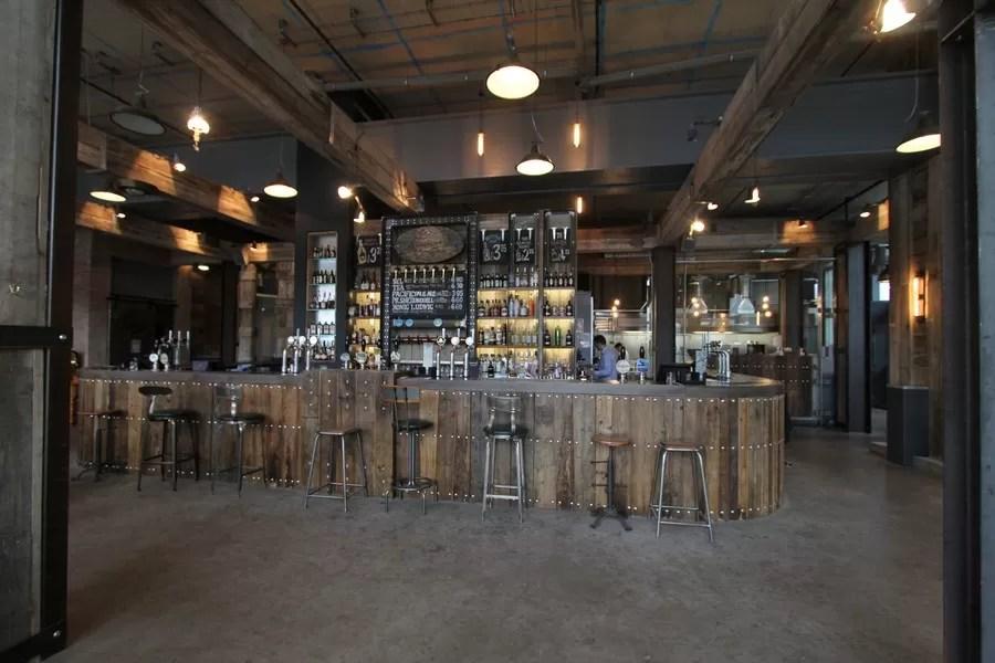 The Dockyard Bar Manchester E Architect