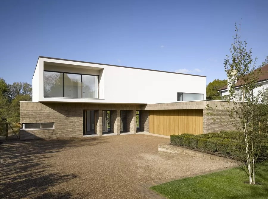 Carrwood House Hale Barns E Architect