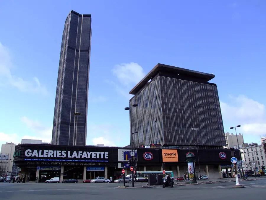 Tour Montparnasse Competition Skyscraper E Architect