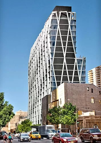 170 Amsterdam Apartments Upper West Side E Architect