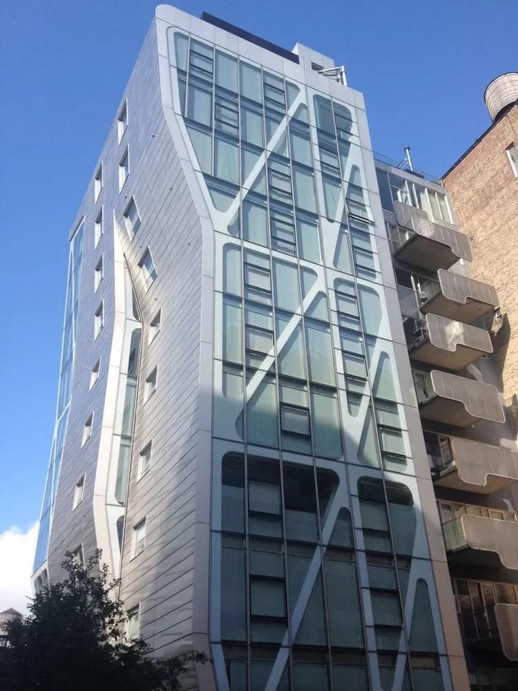 Hl23 Project New York High Line Neil Denari E Architect