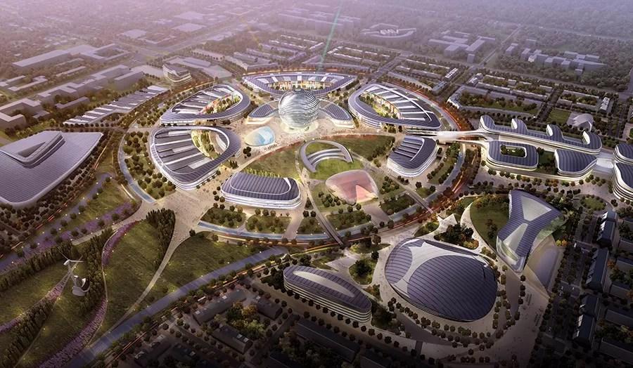 EXPO 2017 In Astana Kazakhstan E Architect
