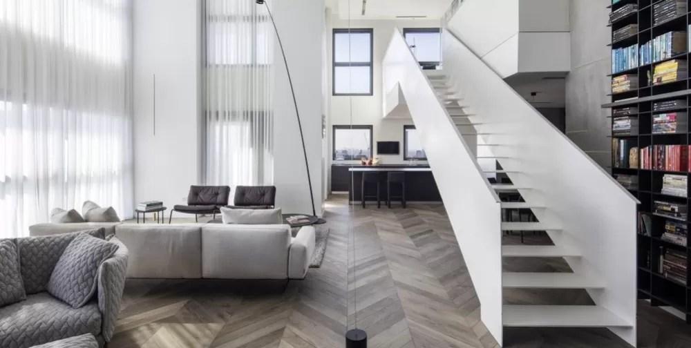Tel Aviv Tower Duplex Apartment E Architect