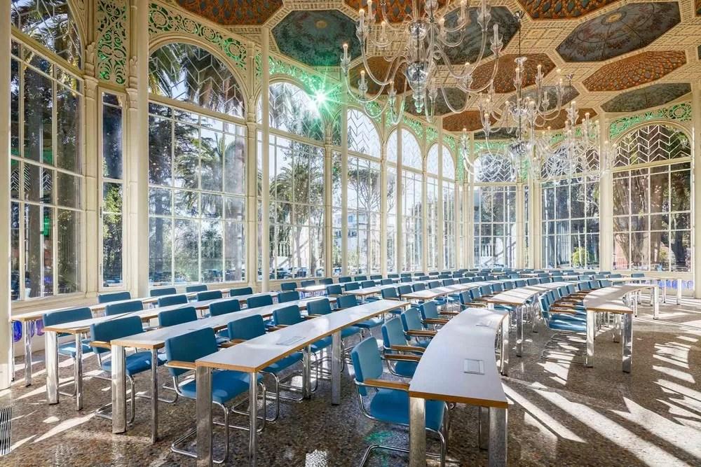 The LUISS Business School In Rome E Architect