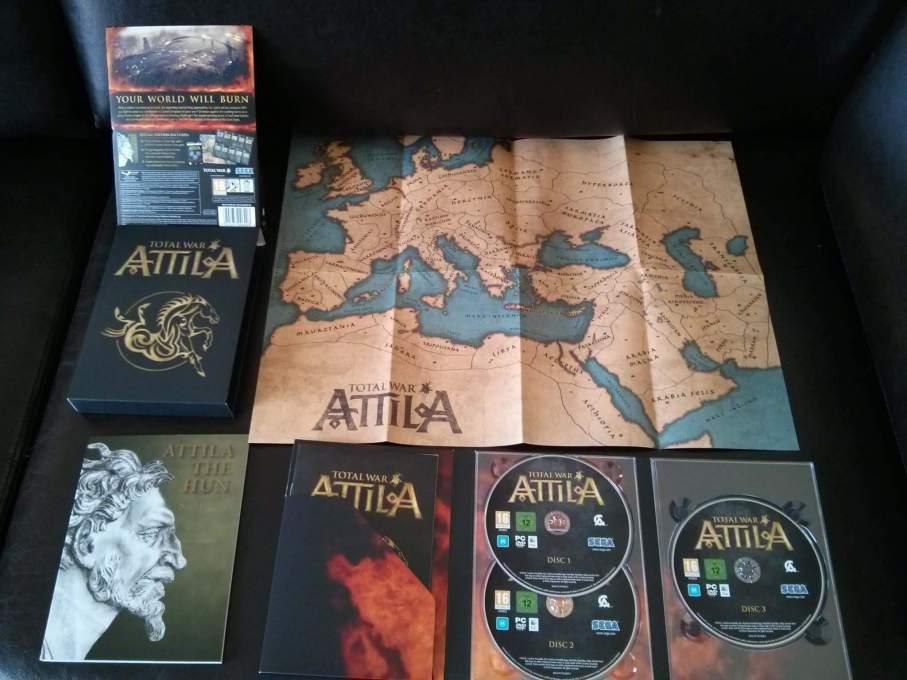 Attila Special Edition