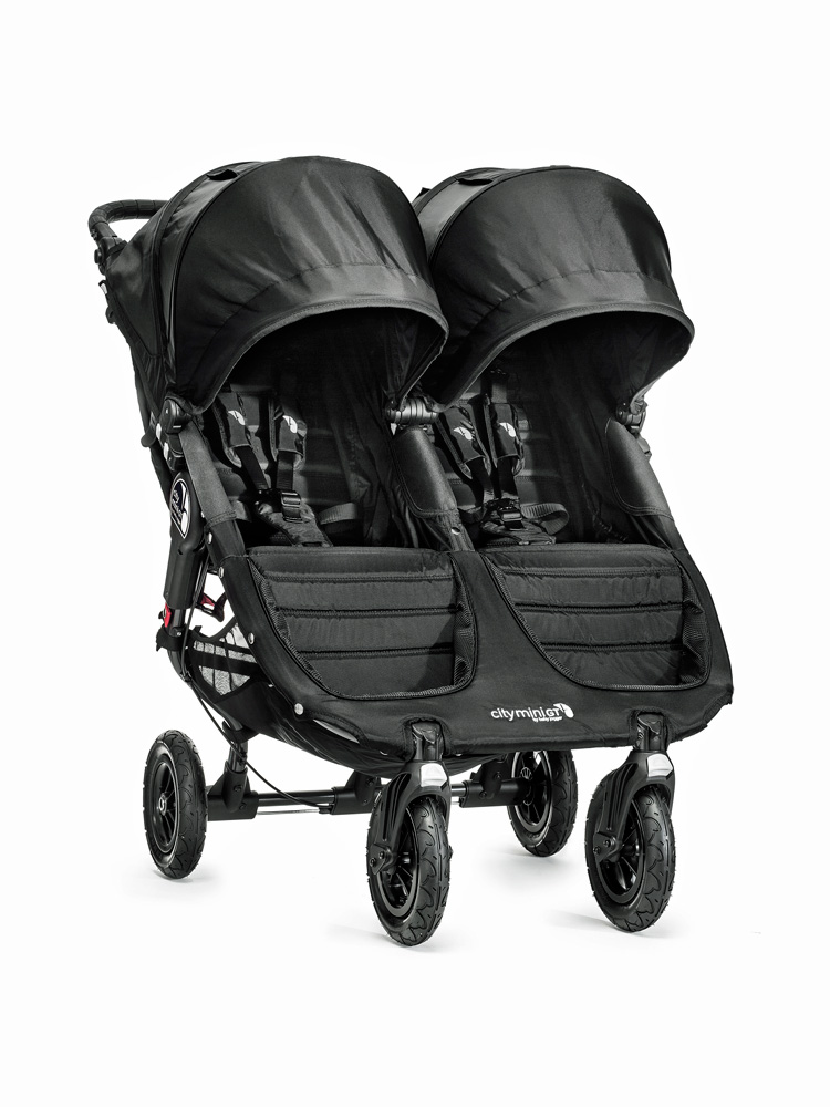 poussette city mini GT double assise Baby Jogger
