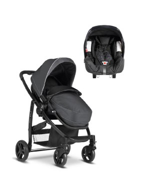 Poussette GRACO Evo duo Plus TS