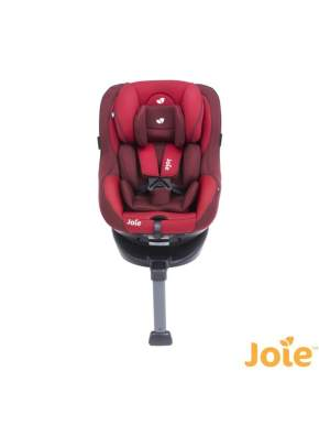 Siège auto Joie Spin 360° Merlot rouge