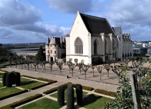 Angers Logis Château du Roi René