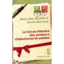 le cercle littéraire des amateurs d'éplucheurs de patates
