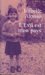 L'exil est mon pays