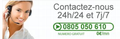 contact carte zero