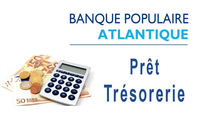 Banque Populaire Atlantique Pret Tresorerie