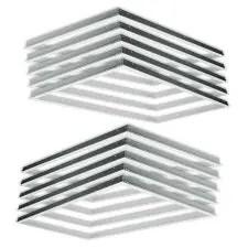 cree lighting zr led troffer 2 x