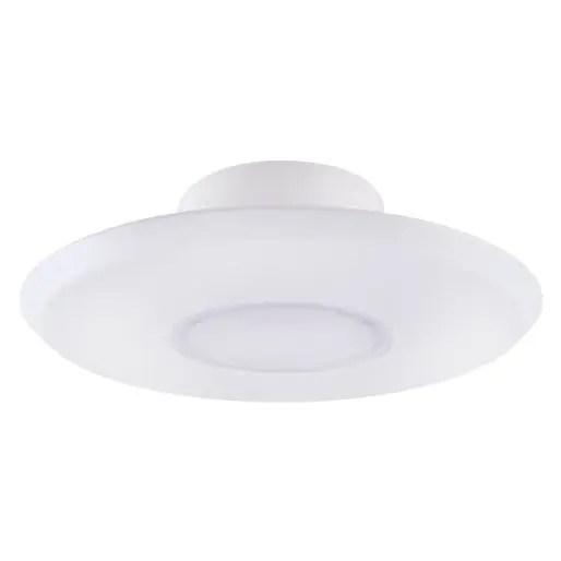 nicor led surefit ultra slim downlight white