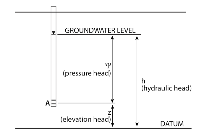 Potential Energy And Hydraulic Head