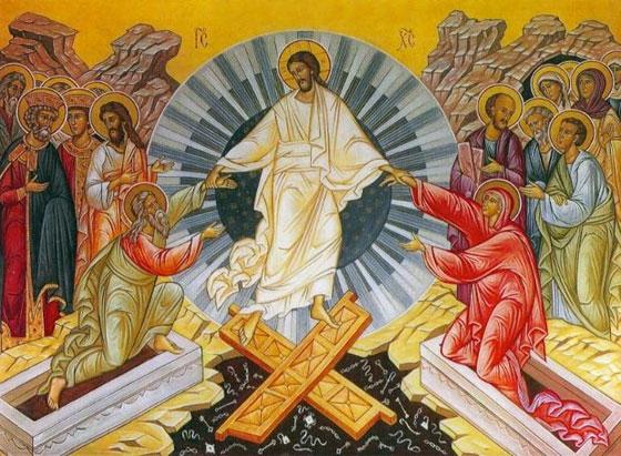 Το Άγιο Πάσχα & η Δεύτερη Ανάσταση του Κυρίου - e-evros.gr