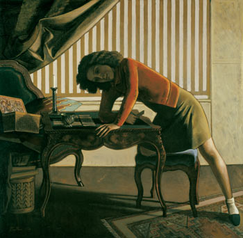Balthus -- Time Suspended
