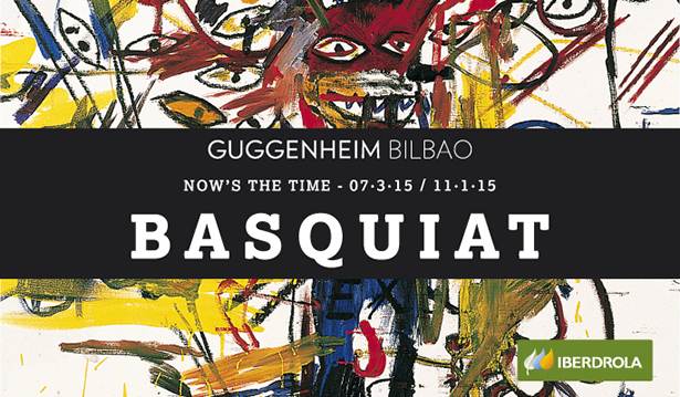 Jean-Michel Basquiat at Guggenheim Bilbao