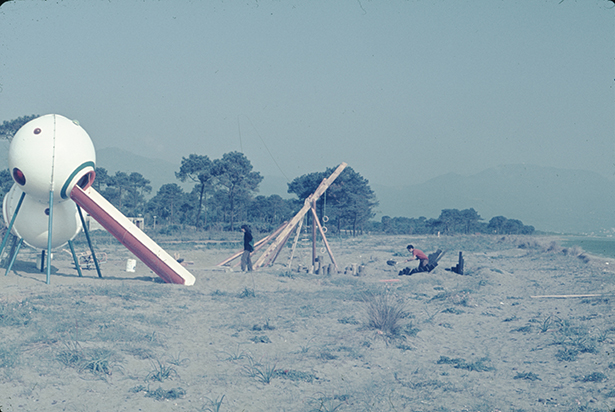 Kunsthalle Zürich presents The Playground Project