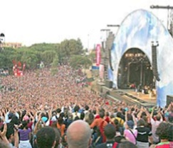 Foto de Rock in Rio 2001