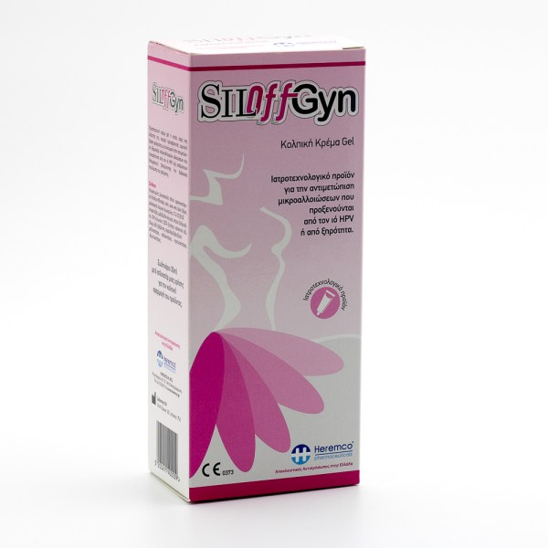 SILOffGyn Vaginal Cream 30ml με 6 απλικατέρ