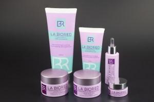 La BioRed Natural Cosmetics Series