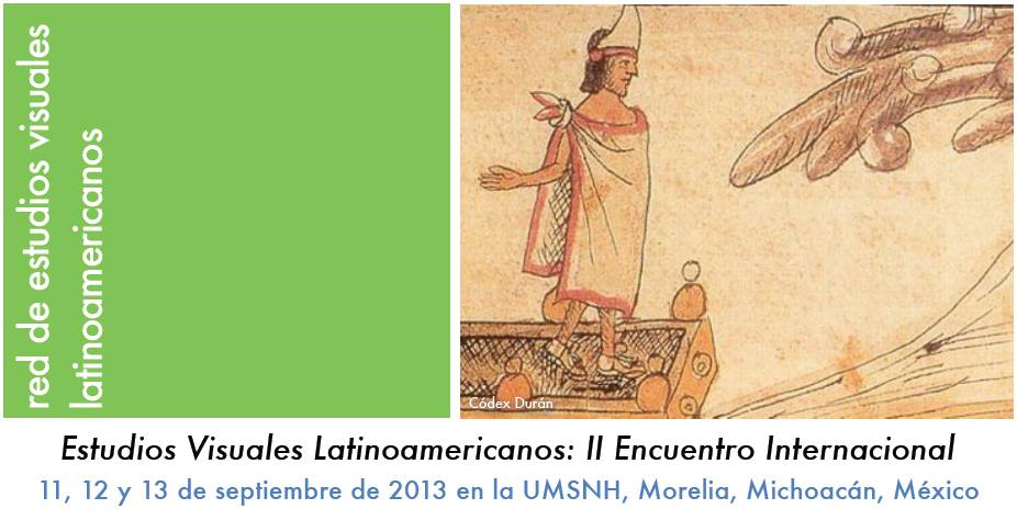 II Encuentro Internacional de Estudios Visuales Latinoamericanos