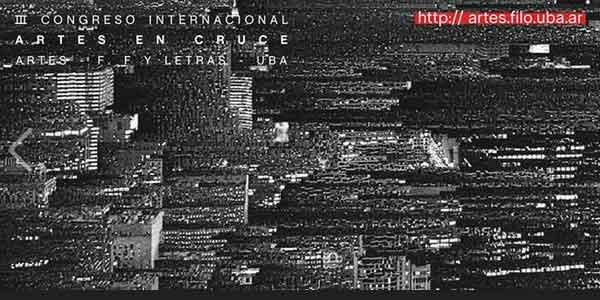 III Congreso Internacional Artes en Cruce
