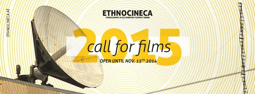 CALL FOR FILMS FOR ETHNOCINECA 2015