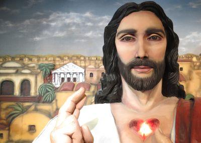 Jerusalén en Buenos Aires todos los días del año. Imagen, réplica, devoción