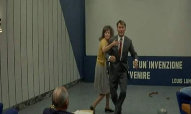 Le Mépris (1963) Jean Luc Godard (Fragmento)