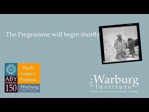 Aby Warburg 150. Work. Legacy. Promise. (Dia 1)