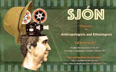 SJÓN 2017: Filminutes by Anthropologists and Ethnologists