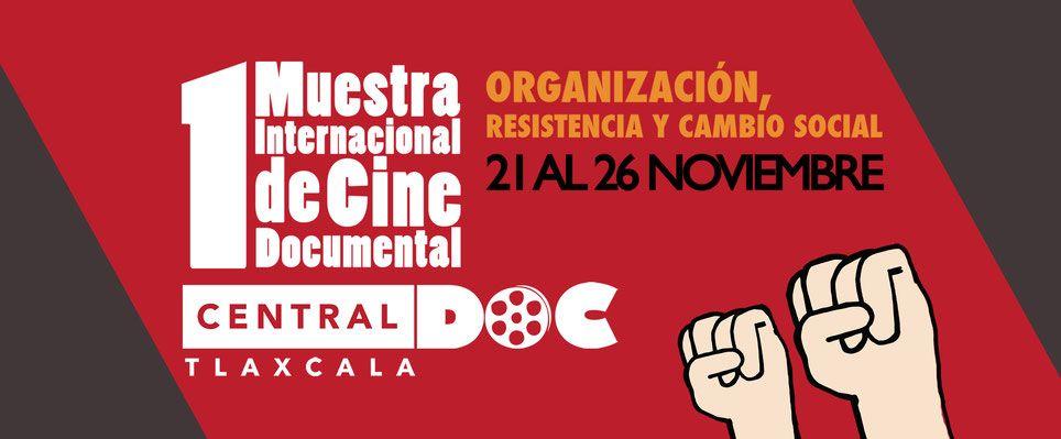 1ª Muestra de Cine Documental CENTRAL-DOC/TLX