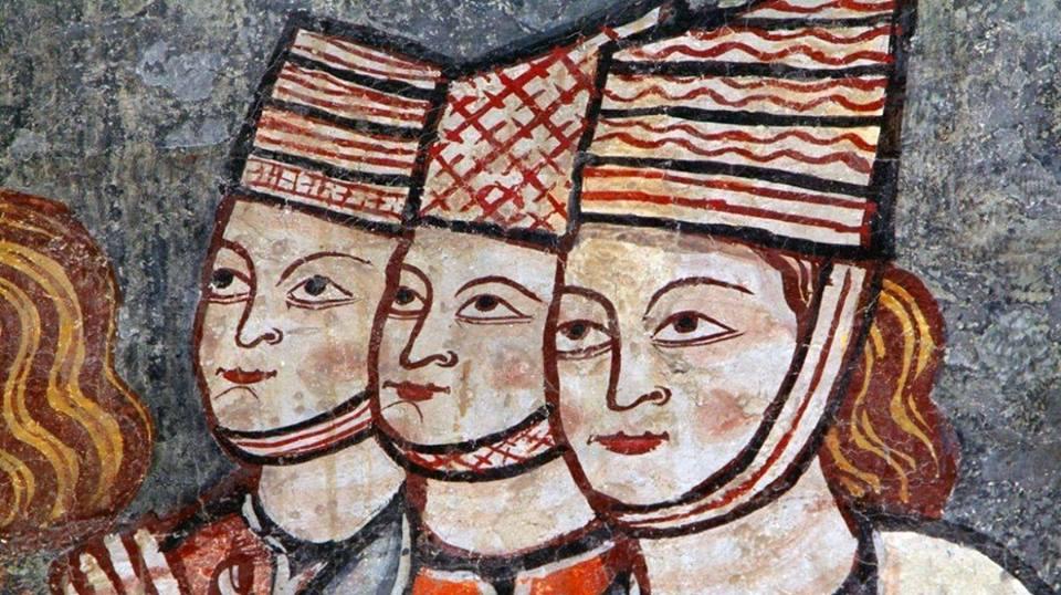 La persuasión en la pintura románica: ante oculus ponitur