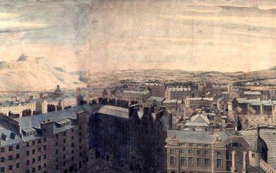 Genealogías de los dispositivos inmersivos: los panoramas de rotonda decimonónicos