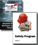 DR/ BC Safety Program