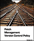 Patch Management and Version Control Policy