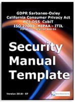 Security Manual Template