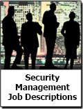 Security Documentation Job Descriptions Bundle
