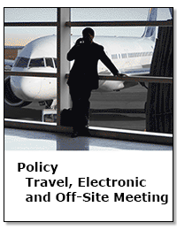 Travel, Electronic, and Off-Site Meeting Policy