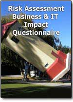 BIA Business Impact Analysis