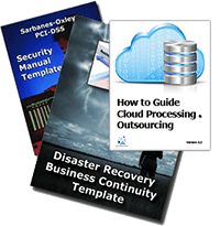 SLA DRP and Security for Cloud
