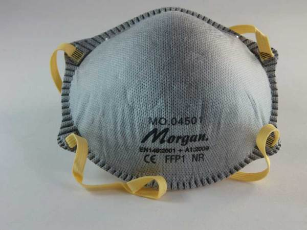 ΜΑΣΚΑ ΕΝΕΡΓΟΥ ΑΝΘΡΑΚΑ 4501 Morgan