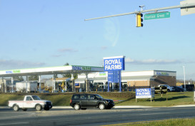 The Hickory Royal Farms in Bel Air, Maryland