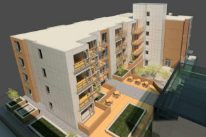 Justice Park Apartments rendering