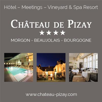 Partenaire Chateau de Pizay Beaujolais