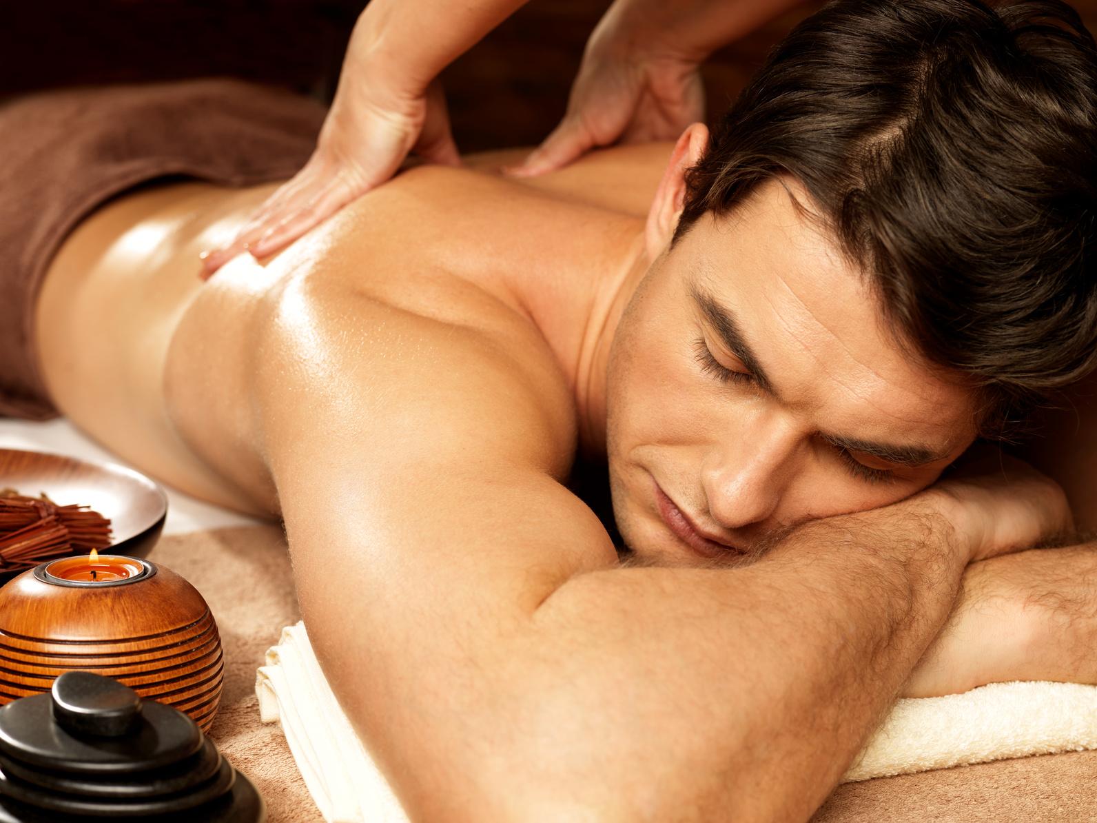 dovana masažas